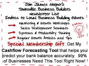 Business Coach James Hooper's Value Magnifier List